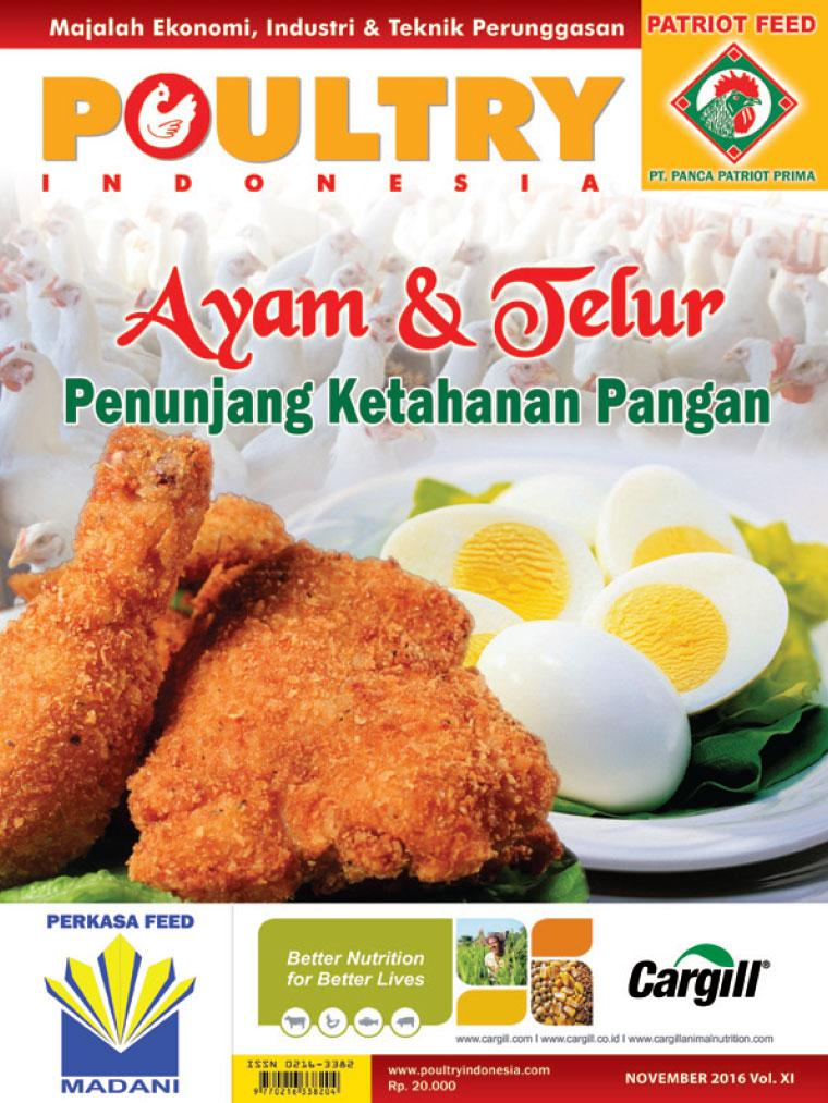 Majalah Digital POULTRY Indonesia November 2016