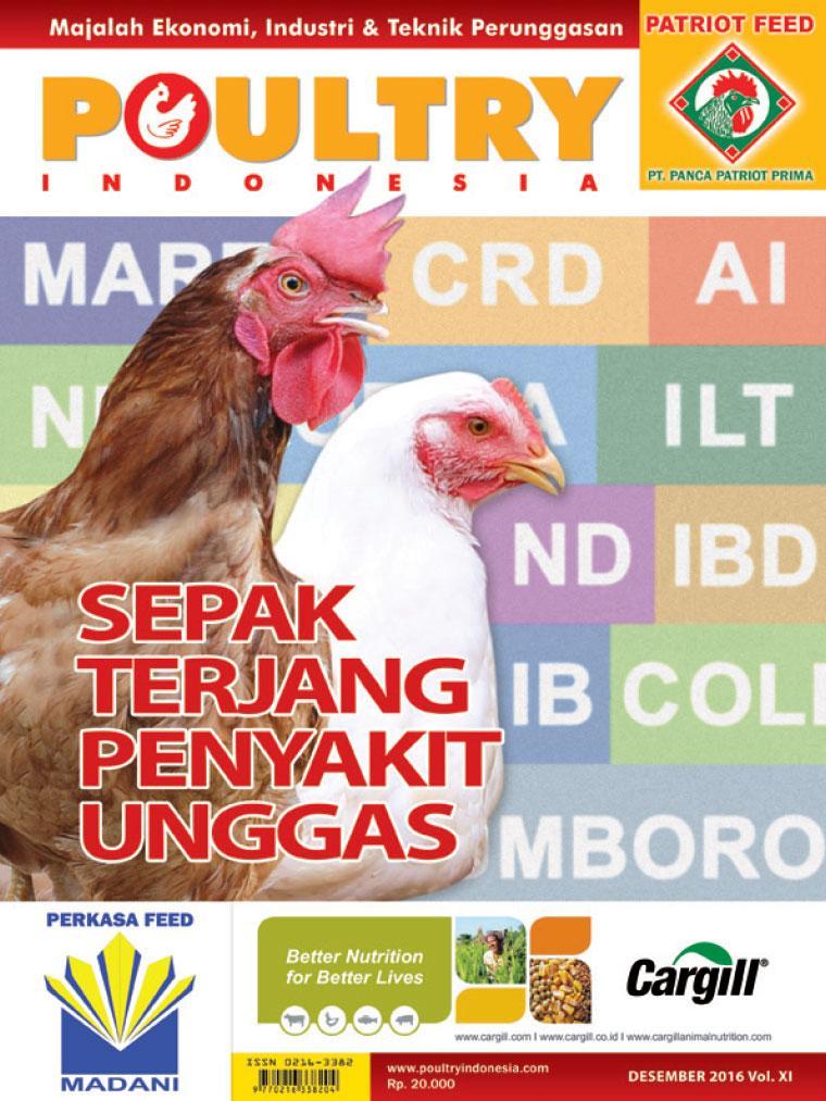 Majalah Digital POULTRY Indonesia Desember 2016