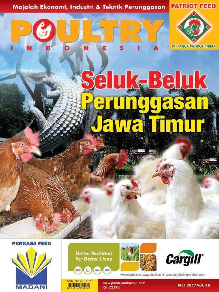 Majalah Digital POULTRY Indonesia Mei 2017