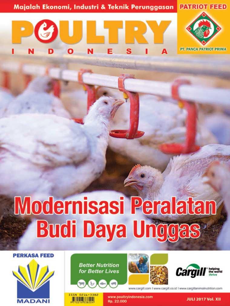 Majalah Digital POULTRY Indonesia Juli 2017