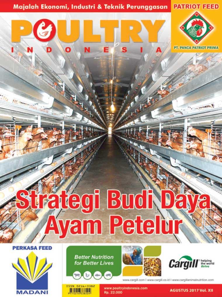 Majalah Digital POULTRY Indonesia Agustus 2017