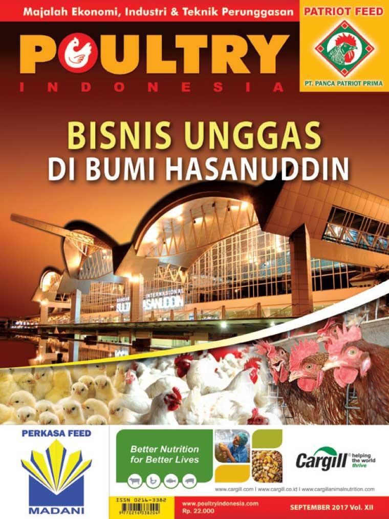 Majalah Digital POULTRY Indonesia September 2017