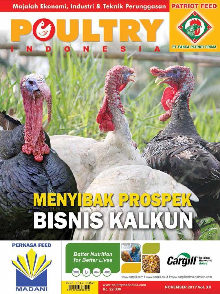 Majalah Digital POULTRY Indonesia November 2017