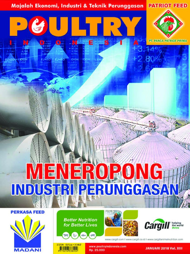Majalah Digital POULTRY Indonesia Januari 2018