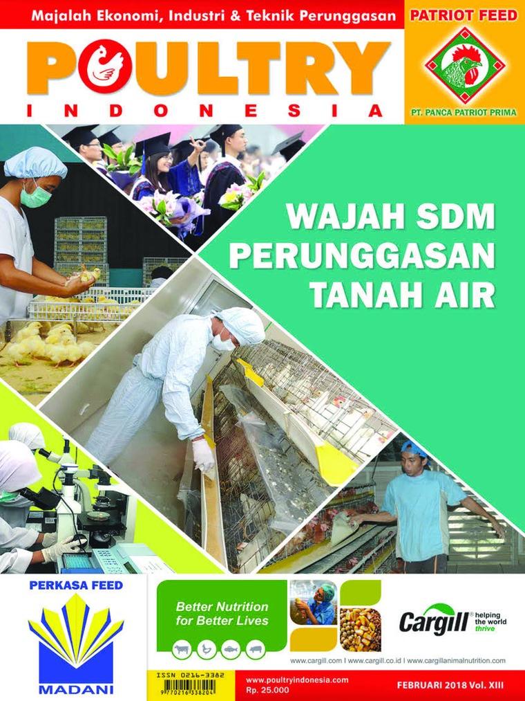 Majalah Digital POULTRY Indonesia Februari 2018