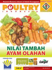 POULTRY Indonesia Magazine Cover July 2016