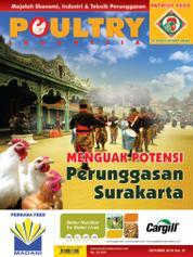 Cover Majalah POULTRY Indonesia Oktober 2016