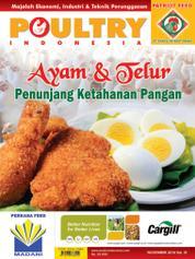 Cover Majalah POULTRY Indonesia November 2016