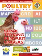 Cover Majalah POULTRY Indonesia Desember 2016
