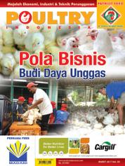 Cover Majalah POULTRY Indonesia Maret 2017