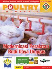 Cover Majalah POULTRY Indonesia Juli 2017