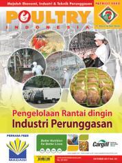 Cover Majalah POULTRY Indonesia Oktober 2017