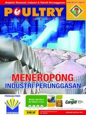 Cover Majalah POULTRY Indonesia Januari 2018