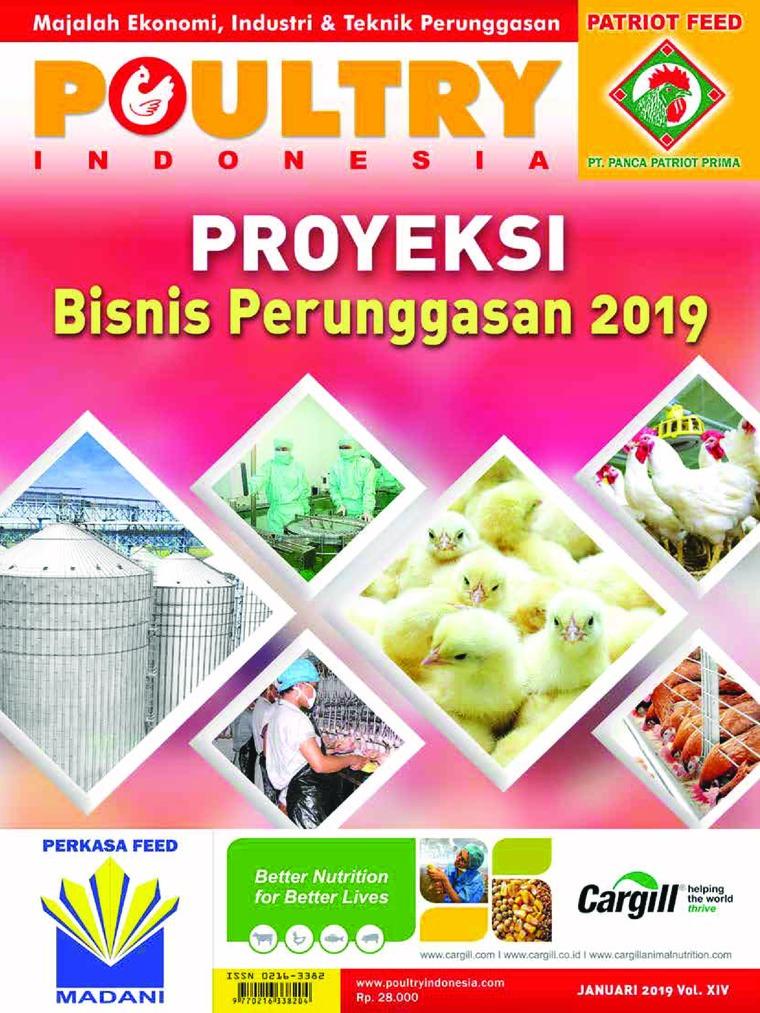 Majalah Digital POULTRY Indonesia Januari 2019
