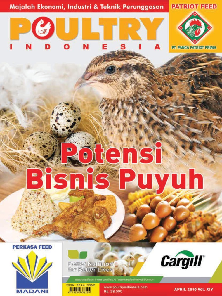 POULTRY Indonesia Digital Magazine April 2019