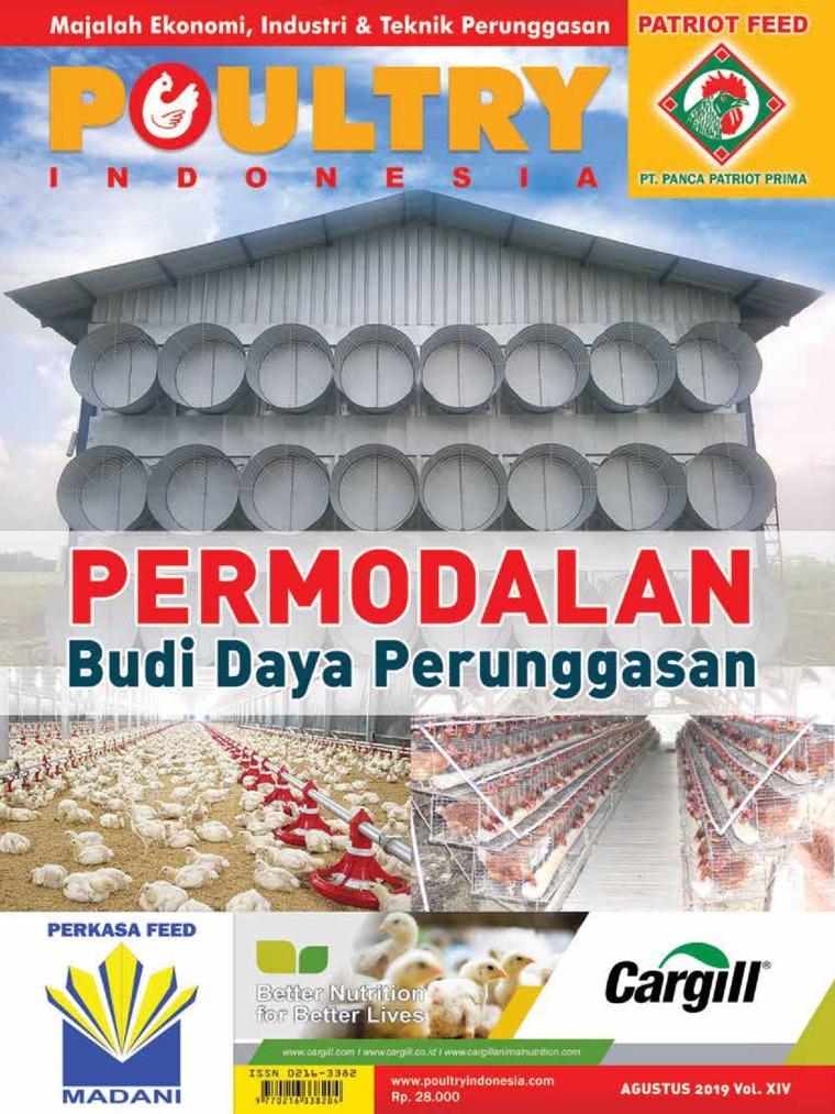 Majalah Digital POULTRY Indonesia Agustus 2019