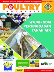 Cover Majalah POULTRY Indonesia