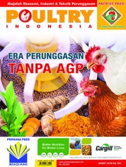 Cover Majalah POULTRY Indonesia Maret 2018