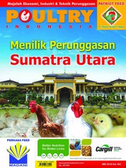 Cover Majalah POULTRY Indonesia Mei 2018