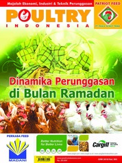 POULTRY Indonesia Magazine Cover