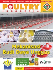 Cover Majalah POULTRY Indonesia Agustus 2018