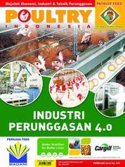 POULTRY Indonesia Magazine Cover February 2019