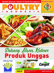 POULTRY Indonesia Magazine Cover March 2019
