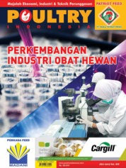 POULTRY Indonesia Magazine Cover July 2019