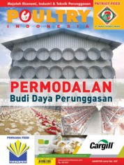POULTRY Indonesia Magazine Cover August 2019