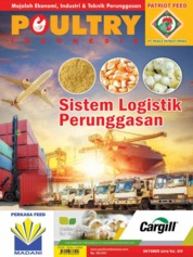 POULTRY Indonesia Magazine Cover October 2019