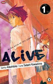 Alive #1 by Cover