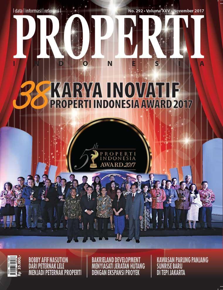 PROPERTI Indonesia Digital Magazine November 2017