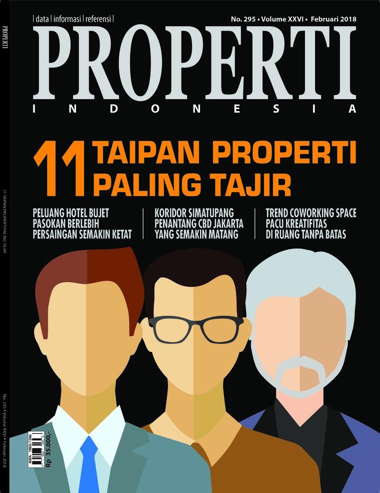 PROPERTI Indonesia Digital Magazine February 2018