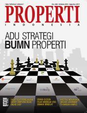 Cover Majalah PROPERTI Indonesia Agustus 2017