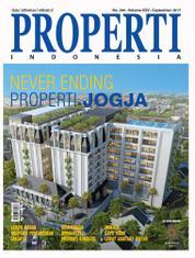 Cover Majalah PROPERTI Indonesia September 2017