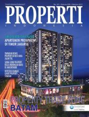 PROPERTI Indonesia Magazine Cover October 2017