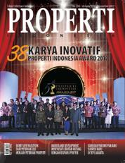 PROPERTI Indonesia Magazine Cover November 2017