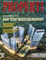 PROPERTI Indonesia Magazine Cover December 2017