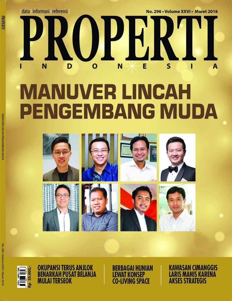 PROPERTI Indonesia Digital Magazine March 2018