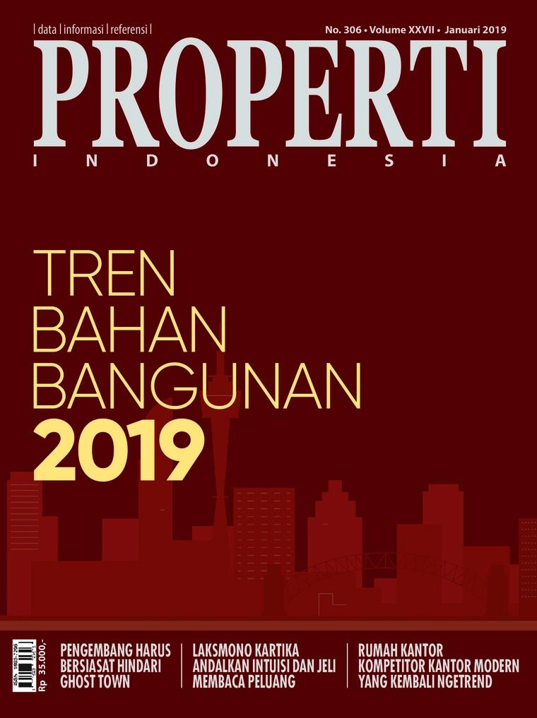 Majalah Digital PROPERTI Indonesia Januari 2019