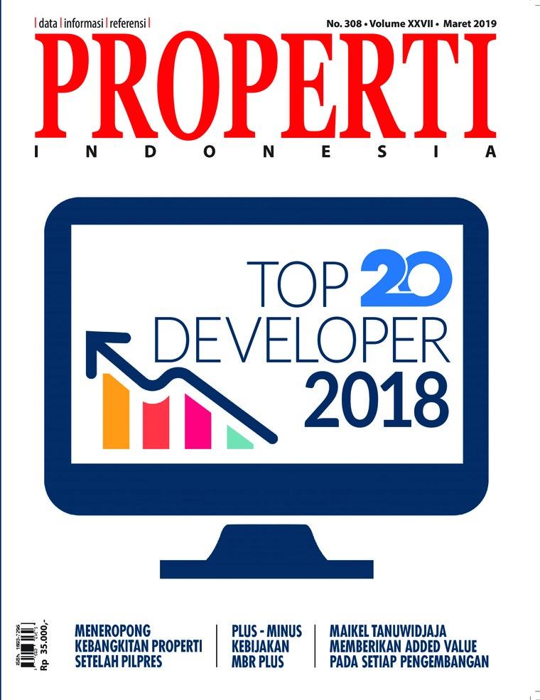 PROPERTI Indonesia Digital Magazine March 2019