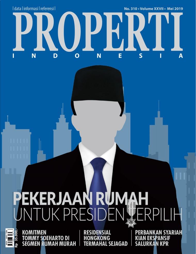 Majalah Digital PROPERTI Indonesia Mei 2019