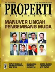 Cover Majalah PROPERTI Indonesia Maret 2018