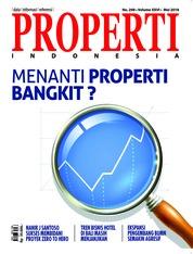 Cover Majalah PROPERTI Indonesia Mei 2018
