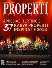 Cover Majalah PROPERTI Indonesia Juli 2018