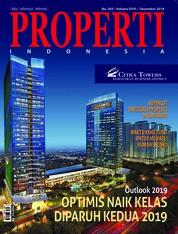 PROPERTI Indonesia Magazine Cover December 2018