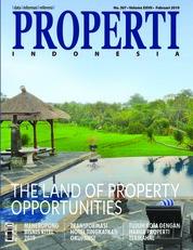 PROPERTI Indonesia Magazine Cover February 2019