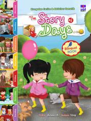 Cover The Story of Days (Bilingual Book) oleh