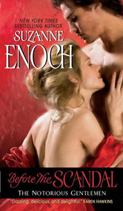 Cover Before the Scandal oleh Suzanne Enoch