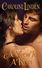 A View to a Kiss by Caroline Linden Cover
